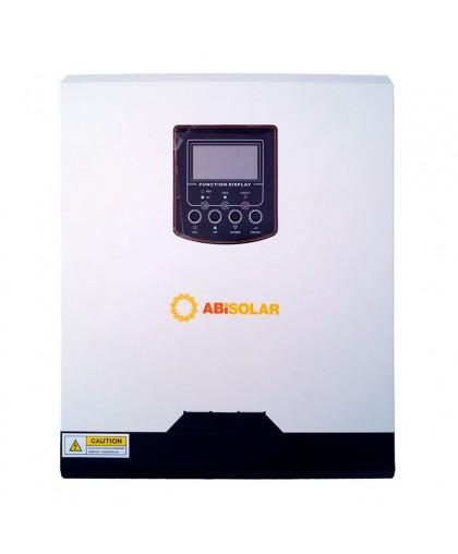 Инвертор ABi-Solar SLP 5048 PWM с пылезащитой (5 кВА/4 кВт , 1 фаза / 2,4 кВт DC, 48 В)