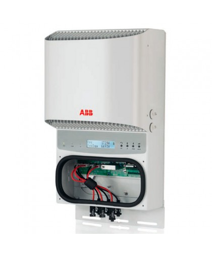Инвертоp ABB UNO-DM-5.0-TL-PLUS-B (5 кВт, 1 фаза /2 трекера)