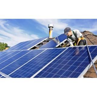 Полноразмерные солнечные панели