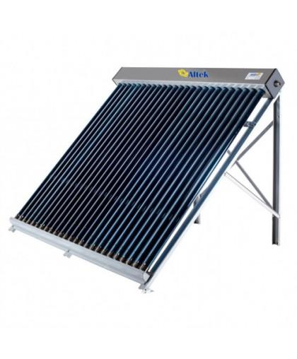 Вакуумный солнечный коллектор для бассейнов Altek AC-VGL-25 (манифолд 316L)