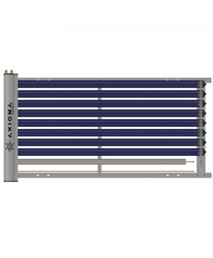 Балконный вакуумный солнечный коллектор AXIOMA energy AX-10U U-pipe