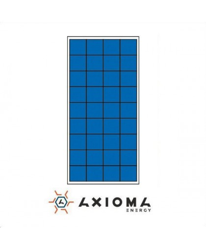 Солнечные батареи 12в AX-150P AXIOMA energy